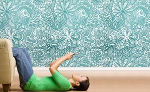 墙纸、装饰板