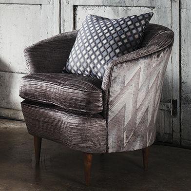 产品椅子设计单色手绘