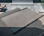 现代风格地毯 / 单色 / 矩形 / 商用
