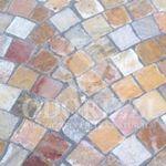 石英岩路面砖 / 行人感应 / 用于公共空间