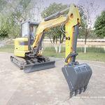 小型挖土机 / 履带式 / 紧凑型 / 低油耗