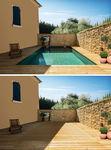 游泳池升降池底 / 用于公共泳池 / 水疗池 / 木质