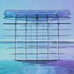 磨砂铝办公桌 / 玻璃 / 创新设计 / 商用
