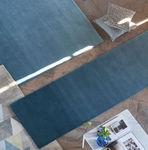 走廊地毯 / 现代风格 / 单色 / 羊毛
