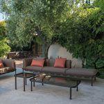 沙发垫子 / 用于室外 / 方形 / 单色