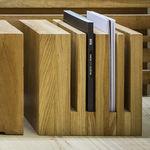 现代风格杂志架 / 家用 / 实木