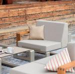 室内装饰面料 / 单色 / Batyline® 材质 / 防水