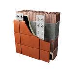 铝固定装置 / 用于通风外墙 / 用于室外