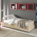 壁挂床 / 单人 / 现代风格 / 木质