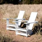 现代风格椅子 / 阿迪朗达克 / 聚乙烯 / 户外