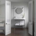 壁挂浴室镜子 / 现代风格 / 圆形 / 钢