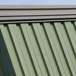 金属波纹板 / 钢 / 棚顶 / 墙面