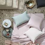 聚酯枕套 / 棉质 / 天然纤维