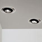 天花板暗装筒灯 / LED 式 / 椭圆形 / 商用