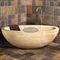 放置式浴缸 / 椭圆 / 天然石材Castello Luxury Baths