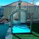 行动不便人士升降平台 / 用于公共泳池 / 泳池