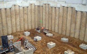 环卫系统、排水、地基