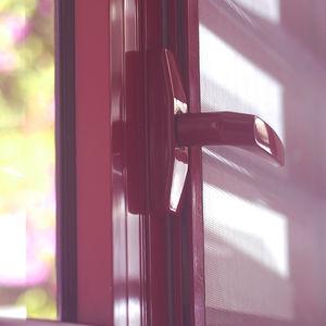 滑动移门把手 / 左右推拉窗用 / 铝制 / 现代风格