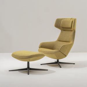 布艺扶手椅