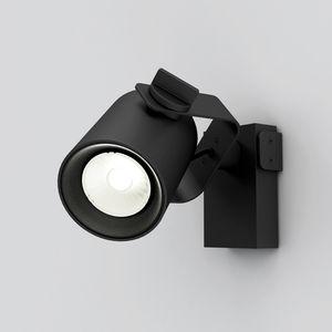 墙壁射灯 / LED式 / 圆形 / 铝制