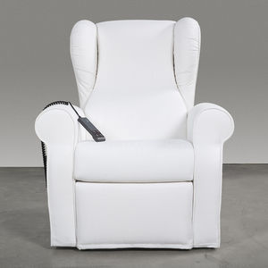 聚氨酯医疗椅 / 斜躺式 / 电动 / 白色