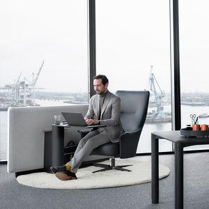 现代风格访客扶手椅