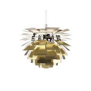 吊灯 / 现代风格 / 铝制 / 黄铜