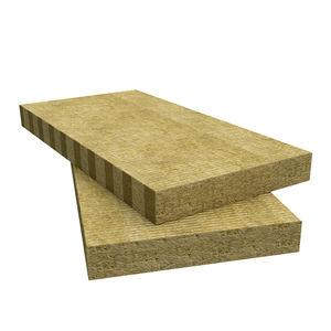隔热隔音材料 / 岩棉 / 用于室内 / 墙壁