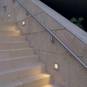 嵌入式墙面灯 / LED式 / 压缩荧光 / 方形