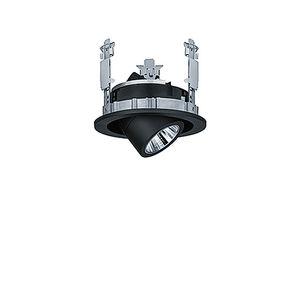 暗装天花板射灯 / LED 式 / 圆形 / 矩形