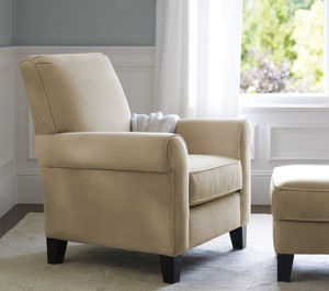 传统风格扶手椅