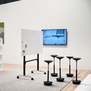 现代风格桌 / 铝制 / 铝座桌脚 / 矩形