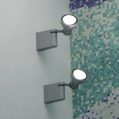 墙壁射灯 / 户外 / LED式 / 金属卤化物