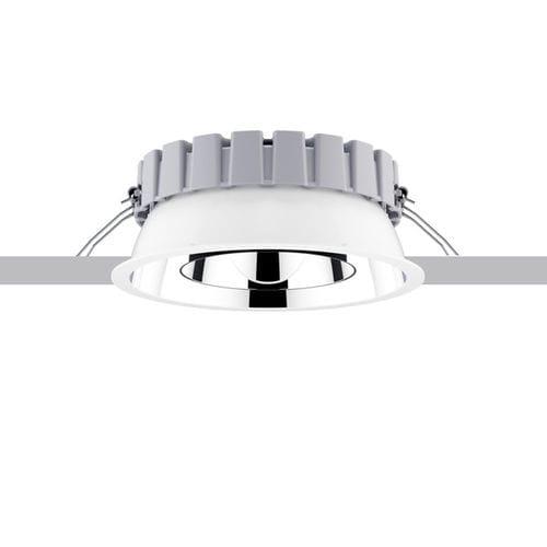 天花板暗装筒灯 / LED 式 / 圆形 / 热塑塑料
