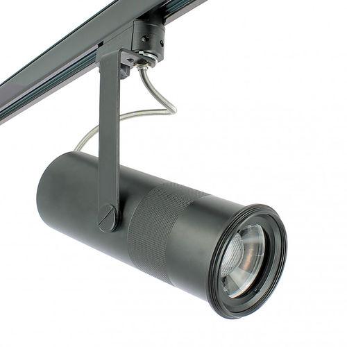 LED式轨道灯 / 圆形 / 阳极氧化铝 / 酒店