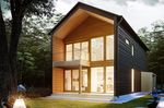 模块化房屋 / 现代风格 / 木质 / 生态型