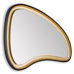 壁挂浴室镜子 / LED照明 / 现代风格 / MDF