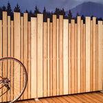 盖板挡板 / 木质