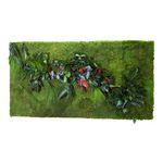 稳定绿植墙 / 活植物 / 模块化板 / 定制