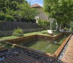 板式游泳池