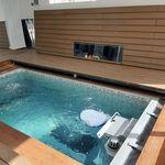自动游泳池盖