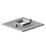 正方形树池盖板