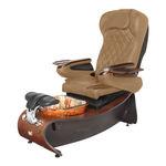 带头枕水疗足疗椅