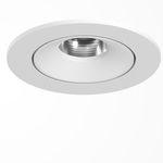 暗装天花板射灯 / LED式 / 圆形 / 铝铸铁