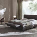 现代风格床脚凳 / 布料 / 木质 / 家用