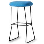 现代风格吧台凳 / 布料 / 商用 / 布艺