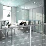 不锈钢护栏 / 栏杆形状 / 室内 / 用于楼梯