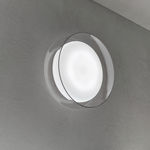 现代风格壁灯 / 吹制玻璃 / LED式 / 圆形