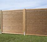 花园围栏 / 百叶窗式 / 松木 / 隔挡