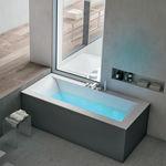 集成式浴缸